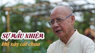 Gian nan khi xây dựng ngôi chùa Việt Nam đầu tiên trên đất Phật