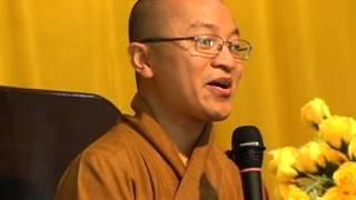 Vượt Qua Mặc Cảm(27/08/2006) video do Thích Nhật Từ giảng