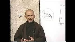 Hướng Thượng, Chánh Niệm và Thiền Đi-TS Thích Nhất Hạnh(22-12-1996, Xóm Thượng, Làng Mai)