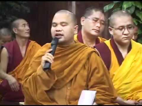 Khai thị của Đại sư Dhakpa Tulku Rinpoche