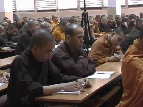Giới Tỳ Kheo - Vọng Ngữ (phần 1)