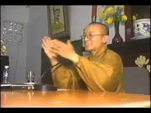 Hạnh Cúng Dường - Phần 1/2 (19/03/2006) video do Thích Nhật Từ giảng