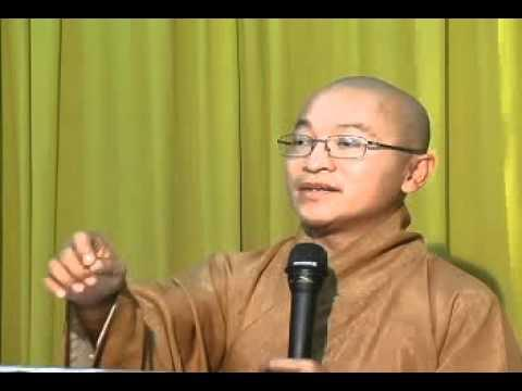 Chiến Thắng Thói Quen - Phần 1/2 (31/12/2006) video do Thích Nhật Từ giảng