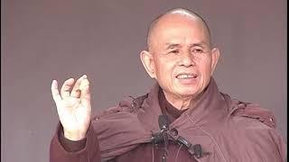 Thiền Sỏi - Bốn Phép An Trú Trong Chánh Niệm [Thực Tập Căn Bản Làng Mai] TS Nhất Hạnh (15.01.2005)
