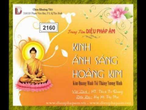 Kinh Ánh Sáng Hoàng Kim (Kinh Kim Quang Minh)
