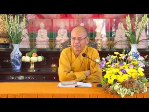 Toạ Thiền Chỉ Quán ( phần 2 )