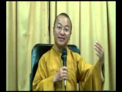 Kinh Hiền Nhân 01: Các đức tính nên học (10/06/2012) video do Thích Nhật Từ giảng