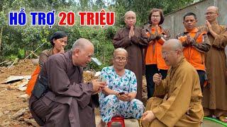 Hỗ Trợ 20 Triệu Cho Gia Đình Bị Tan Hoang, Sập Nhà Trong Vụ Sạt Lỡ Đất Ở Nam Trà My