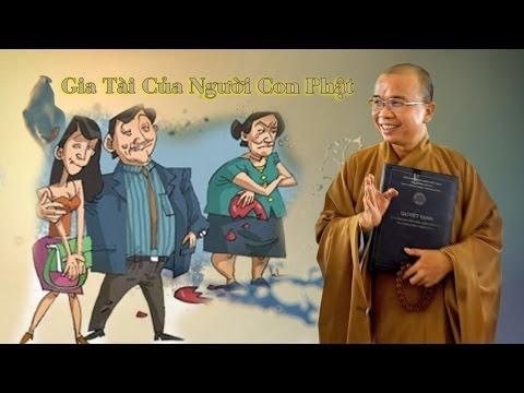 Gia Tài Của Người Con Phật