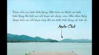 Chánh kiến nơi của sự tĩnh lặng - Thiền Sư Ajahn Chah