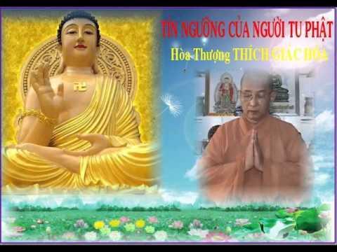 Tín Ngưỡng Của Người Tu Phật