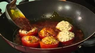 Món chay 97 - FARCIE cà chua