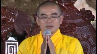 Kinh Lăng Nghiêm p6 - buổi giảng 38 - Ty Kheo Thích Tue Hai
