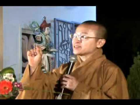 Chăm Sóc Hạnh Phúc - phần 1/2 (19/12/2008) video do Thích Nhật Từ giảng