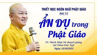 ẨN DỤ TRONG PHẬT GIÁO | Triết học ngôn ngữ Phật giáo | Bài 15