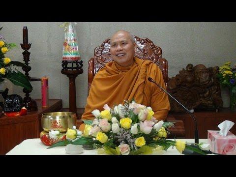 Kinh Pháp Cú Phẩm Phật Đà 07