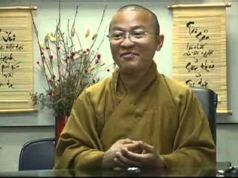 Mười điều tâm niệm - điều 2: Tu trong hoạn nạn (21/08/2008) video do Thích Nhật Từ giảng
