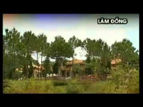 Chùa Linh Sơn -- Thiền viện Trúc Lâm (Đà Lạt)