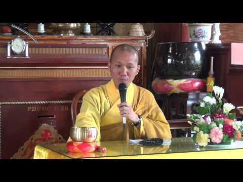 Ba Cửa Ải Của Người Niệm Phật