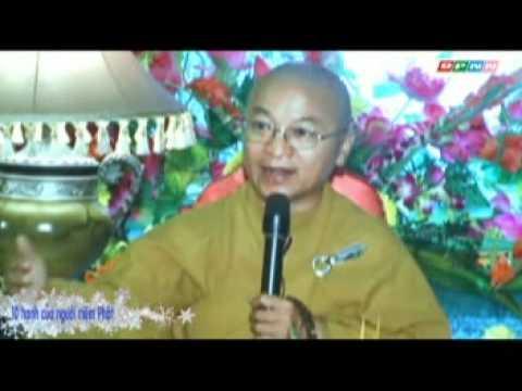 Mười hạnh của người niệm Phật (09/12/2011) video do Thích Nhật Từ giảng