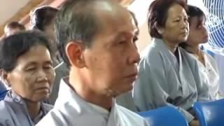 Pháp Đàm Xác Lập Kỷ Lục Việt Nam - Chùa Phổ Quang
