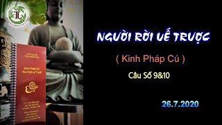 Người  Rời Uế Trược - Thầy Thích Pháp Hòa (Tv Trúc Lâm.Ngày 26.7.2020)
