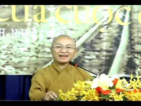 Vấn đáp: Tuổi Trẻ Và Cuộc Sống (18/07/2009) video do Thích Nhật Từ giảng