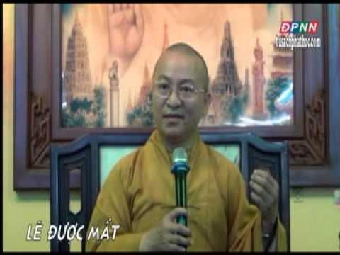 Lẽ Được Mất (05/08/2012) video do Thích Nhật Từ giảng