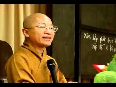 Cần câu và con cá (15/11/2009) video do Thích Nhật Từ giảng