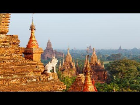Ký Sự Phật Giáo Myanmar - Tập 3 - Mandalay - Miền Đất Thiêng  [HD]