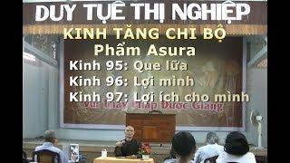 Kinh Tăng Chi | Chương 4 pháp |Phẩm Asura (A Tu La)| Lợi mình lợi người