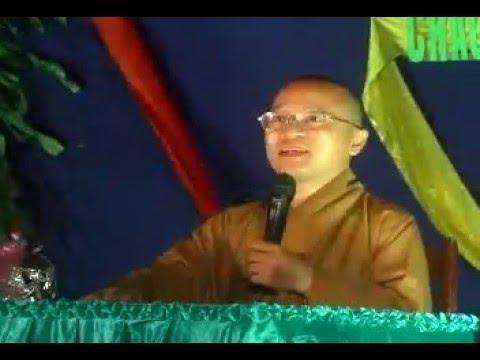 Lời sám hối của kẻ hấp hối (30/04/2010) video do Thích Nhật Từ giảng