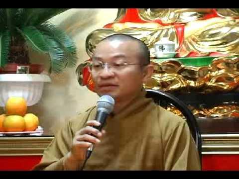 Phước Sinh Tịnh Độ  - Phần 1/2 (15/08/2008) video do Thích Nhật Từ giảng