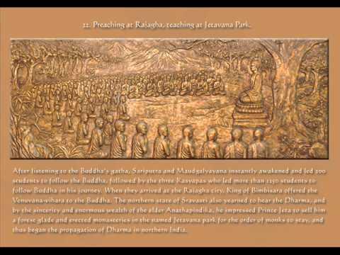 The Life of Buddha Shakyamuni With Lyrics  1
