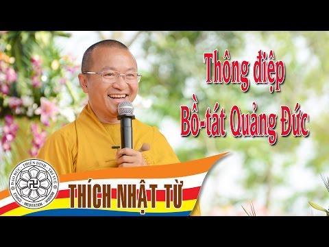 Thông điệp Bồ-tát Quảng Đức