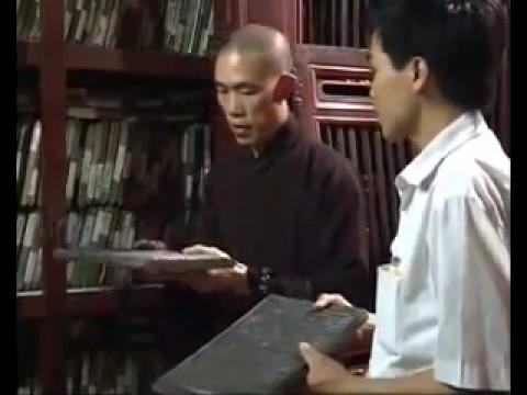 Thâm nhập kho mộc bản kinh Phật chùa Vĩnh Nghiêm
