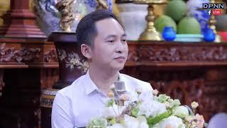 Talkshow THIỀN - NGHỆ THUẬT SỐNG HẠNH PHÚC với Nguyễn Hoàng Khắc Hiếu