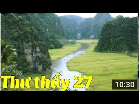 Tuyển Tập Thư Thầy - Thư số 27 - Mâu thuẫn đạo đức và danh lợi