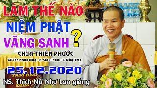 Niệm Phật Vãng Sanh