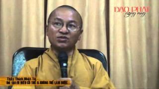 10 Điều Có Thể và Không Thể Làm Được (17/03/2013) video do Thích Nhật Từ giảng