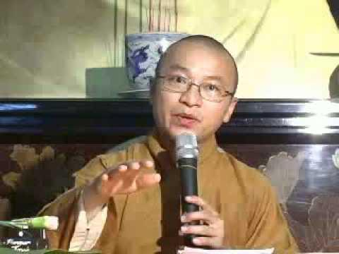 Thực tập vô ngã (06/05/2007) video do Thích Nhật Từ giảng