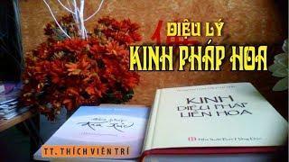 Bước Đầu Học Phật 51: Diệu Lý Kinh PHÁP HOA