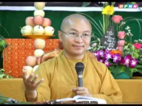 Kinh Thiện Sanh 02: Cha mẹ và con cái (11/08/2011) video do Thích Nhật Từ giảng