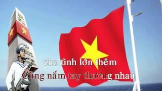 Tổ quốc Việt Nam_Karaoke
