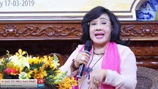 Talkshow Vì sao tôi theo đạo Phật - khách mời: NSND Lệ Thủy