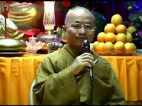 Cầu An Khánh Tuế (Phần 2-2) (16/08/2008) video do Thích Nhật Từ giảng