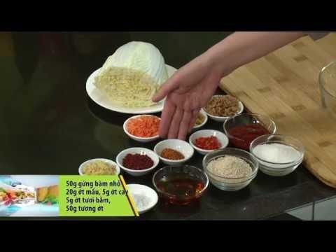 Món chay 182 -  Kim chi cải thảo