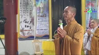Lễ Vu Lan Chùa Phước Long 2018, Mỹ Luông - Chợ MỚI - An Giang.