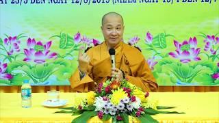 Tiến trình tu chứng của một vị tỳ kheo thời Đức Phật (P.1) || Thầy Thích Trí Huệ