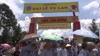 Lễ Vu Lan 2013 (8) - Chùa Long Hương - Đại Đức Thích Tuệ Hải